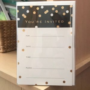Hallmark Invitation Bundle